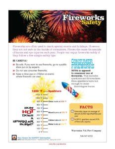 Fireworks SafetyTips