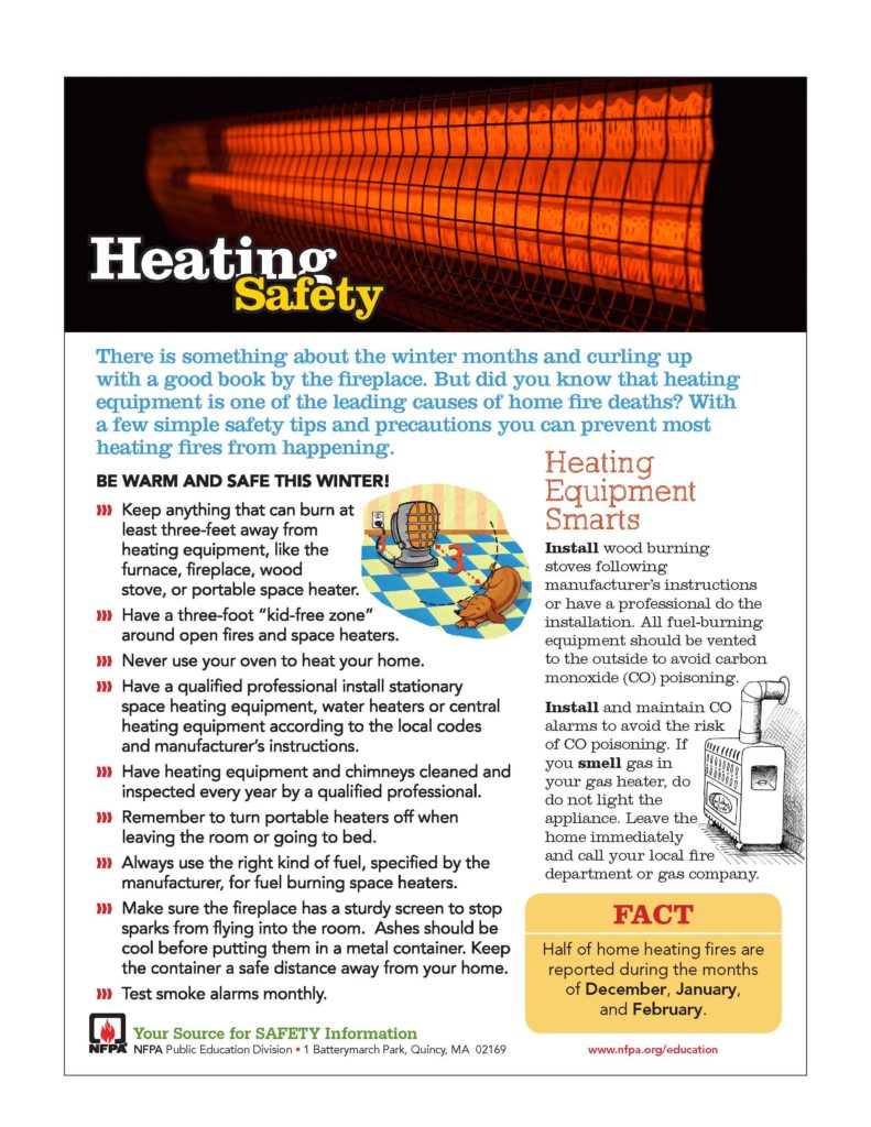 heating-safety